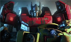 'Transformers: Fall Of Cybertron'