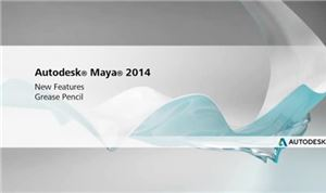 Autodesk Maya 2014: Grease Pencil