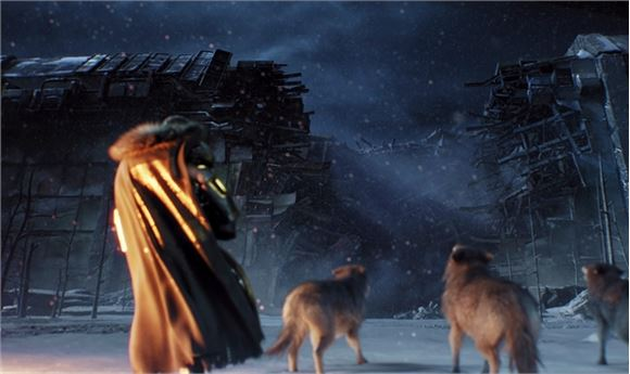 Axis Works with Bungie, Ant Farm on next 'Destiny' Reveal Trailer