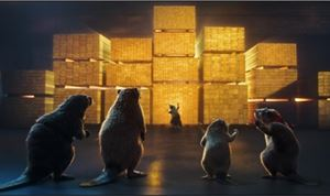 Framestore Pictures Creates 'The Woodland's Most Wanted'