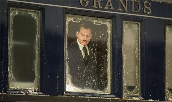 DaVinci Resolve Studio Manages DI Workflow for 'Murder on the Orient Express'
