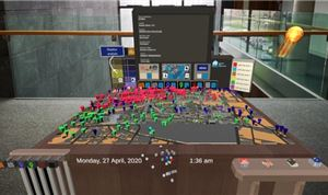 BCD 3D & XR – Virtual Dublin City System