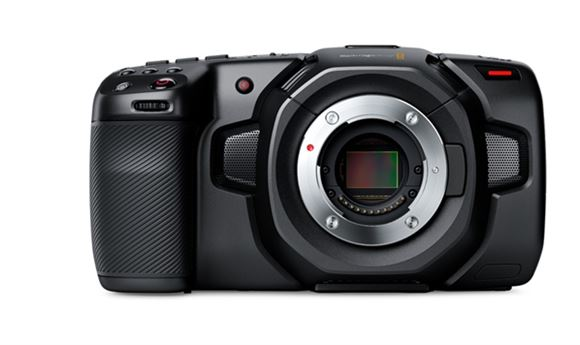 Blackmagic Design Unveils Pocket Cinema Camera 4K