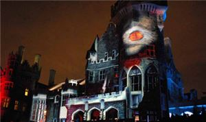 AJA Gear Helps Color Casa Loma's 'Legends of Horror'