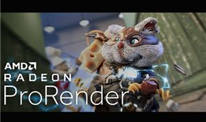 AMD Announces Updates To Radeon ProRender