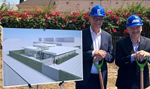 ASC Breaks Ground On Arri Educational Center