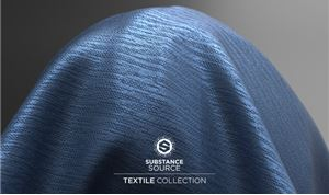 Allegorithmic Adds New Fabric Collection To Substance Source