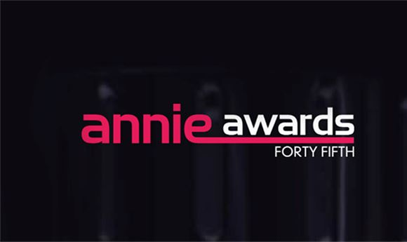 Nominees Announced For 45th Annual Annie Awards
