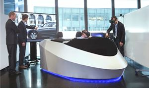 BMW Using Game Technology For Vehicle Development