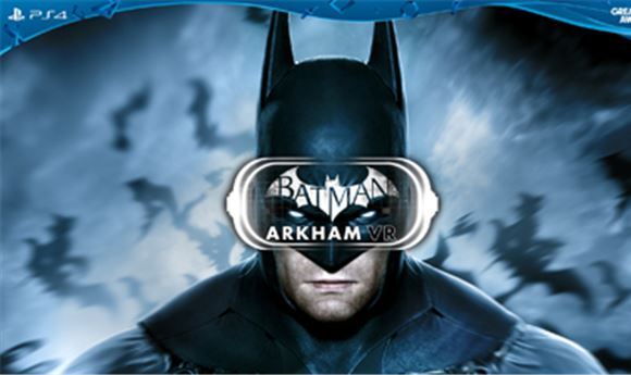 'Batman: Arkham VR' Coming To PlayStation 4