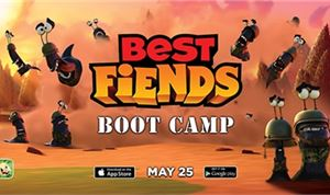 Reel FX Produces <I>Best Fiends</I> Short