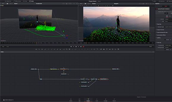 Blackmagic Brings Resolve 15, eGPU to SIGGRAPH