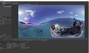 Boris FX Showcasing Mocha VR And New VFX Plug-In Tools