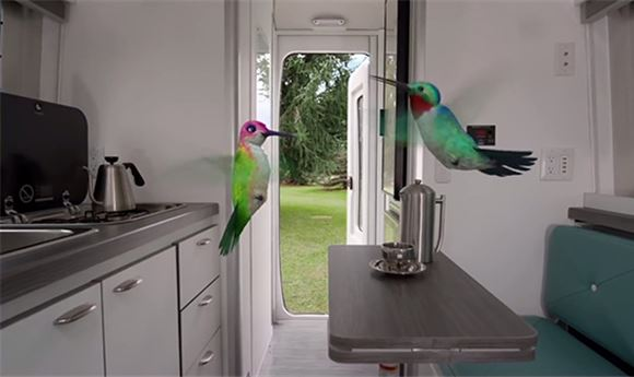 Calabash Helps Airstream Launch Nest