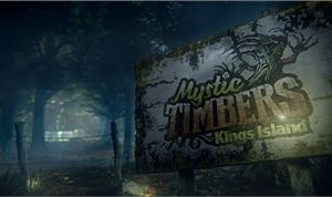 Carbon Creates CG Spot Promoting Mystic Timbers Roller Coaster