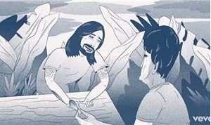 Therapy Content Animates Dave Grohl's Musical Journey