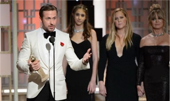 74th Golden Globes Presented In Beverly Hills