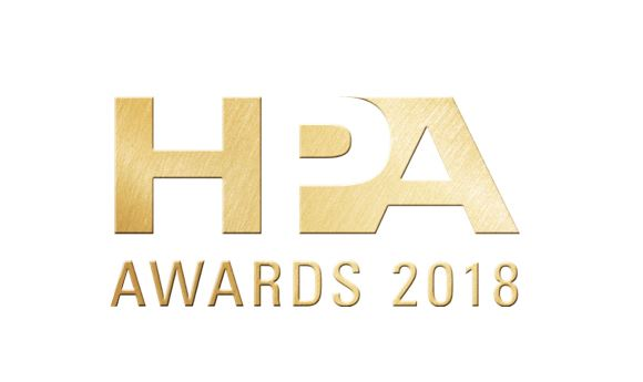 Hollywood Professional Association Announces 2018 HPA Awards Nominees