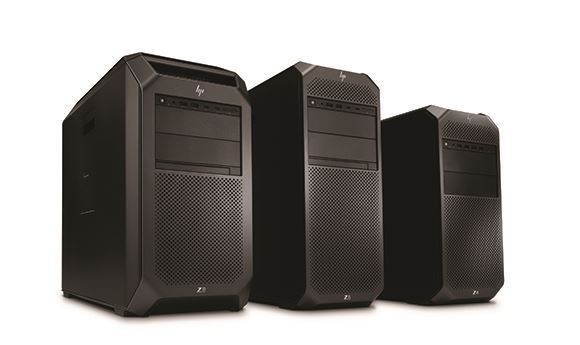 HP Debuts New Z Workstation Line