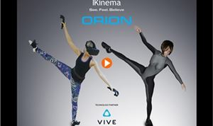 IKinema Debuts New Mocap Solution