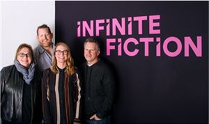 Design & VFX Studio 'Infinite Fiction' Launches