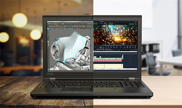 Lenovo Debuts P52 Mobile Workstation
