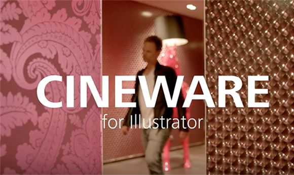 Maxon Releases Cineware For Illustrator Plug-In