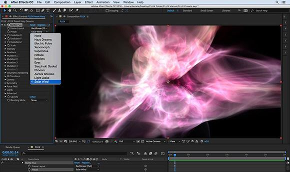 Mettle Releases Flux For Creating 3D Volumetric Fractal Flames