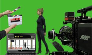 Mo-Sys Demonstrates Latest Virtual Production Technology