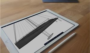 New App Brings 3D Modeling To iPad