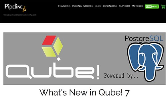 PipelineFX Updates Qube! Render Farm Management Software