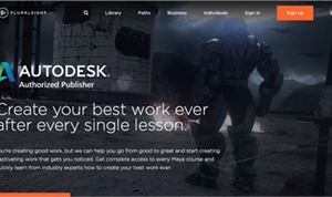 Pluralsight Becomes Official Autodesk Training Partner