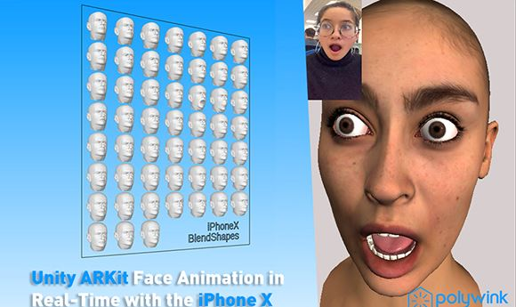 Polywink Releases New Facial Animation Solution