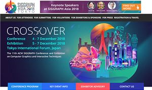 10K Attend SIGGRAPH Asia 2018