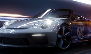 Porsche, Nvidia & Epic Games Partner On <I>The Speed of Light</I>