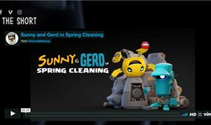 <i>Sunny And Gerd</i> Created Using Nimble Platform