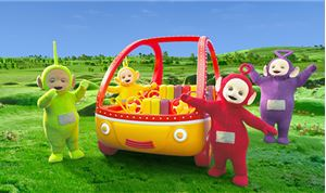 Lola Completes 120 <I>Teletubbies</I> Episodes