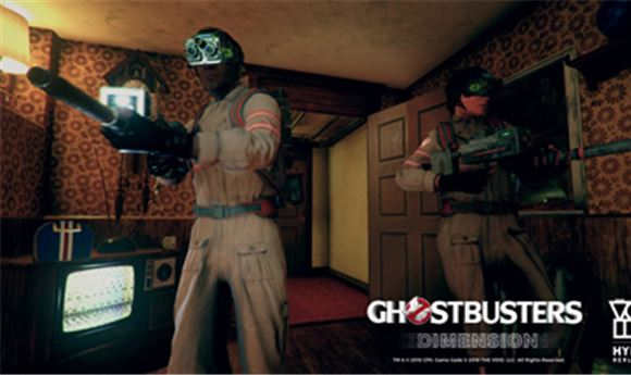 The Void Helps Create 'Ghostbusters: Dimension' Experience