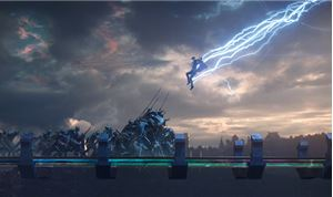 Framestore Employs Vicon Mocap Gear For <I>Thor</I> VFX