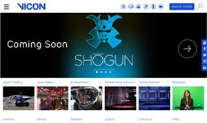 Vicon Debuts Shogun Mocap Software At GDC