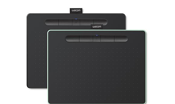 Wacom Introduces New Intuos Pen Tablets