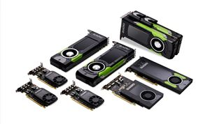 Nvidia Introduces Latest Quadro Pascal GPUs