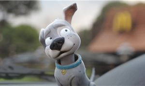 CG Dogs Give McDonald's the Nod
