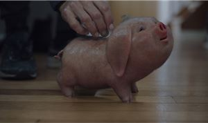 Framestore 'Banks' on a CG Character