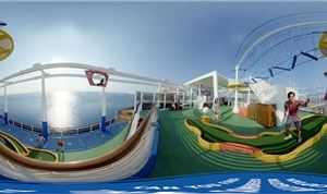 Set Sail with New 360-Degree Interactive Experience