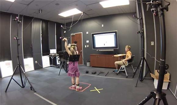 Texas A&M Uses Motion Tracking to Enhance Children's Storytelling, Writing Skills
