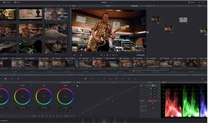 Blackmagic Design Reveals DaVinci Resolve 14