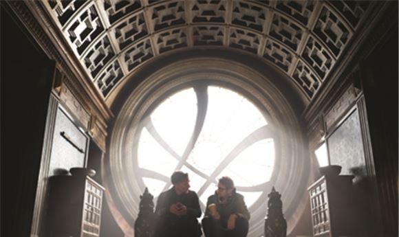 Scott Derrickson on Doctor Strange