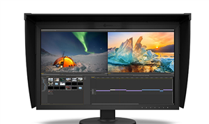 Eizo Brings New ColorEdge Monitors to NAB