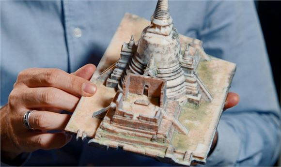 Bringing Ancient Artifacts to Life Via 3D Printing